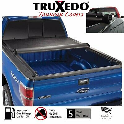2015-2017 Ford F150 6.5' Bed TruXedo TruXport Tonneau Cover Roll Up Bed 298301