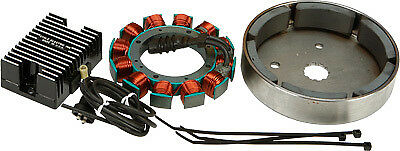 Cycle Electric 32 Amp Charging System CE-32A 49-8280 DS-195214 273-1105