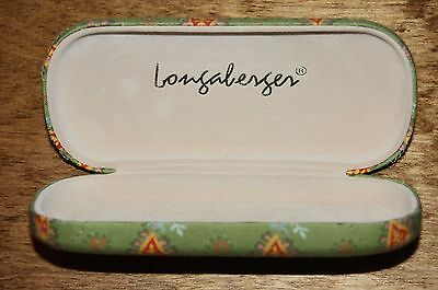 Longaberger Eye Glasses or Sunglasses Case