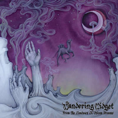 THE WANDERING MIDGET - From The Meadows Of Opium Dreams - Vinyl 2-LP