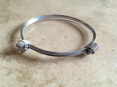 Stainless Steel Elephant Hair Bracelet Style