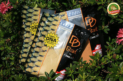 Pack Farines DNA Powder squid Liver + Freshwater Snail