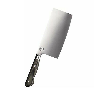 Michael Symon 7 Inch Chinese Vegetable Cleaver G10 Military Grade Handle