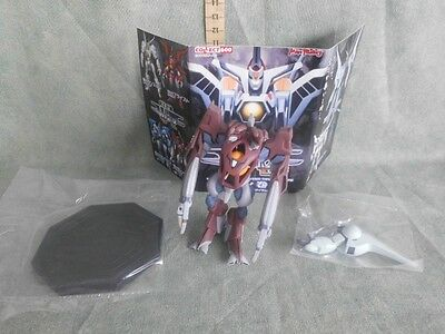 Macross Gundam Gashapon Action Figure  Robot