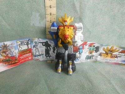 Power Rangers   Gashapon Action Figure  Robot