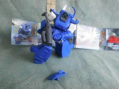 Gundam Gashapon Action Figure  Robot Anime