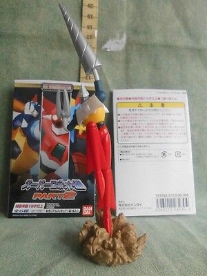 Getter Lieger Gashapon Action Figure  Robot Anime