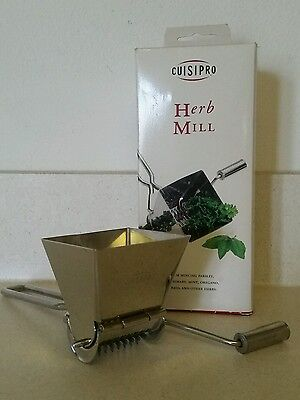 Cuisipro Herb Mill