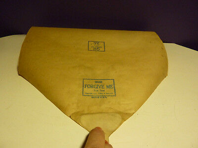 Vintage Piano roll IMPERIAL 06465 FORGIVE ME fox trot