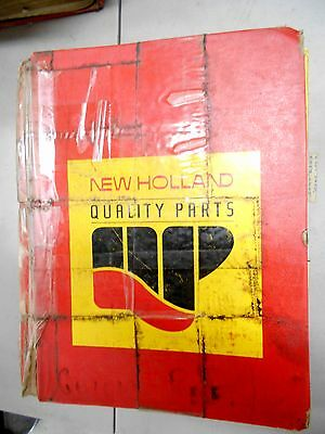 Sperry New Holland L Series Skid Loader Master Parts Catalog L-451 L-553 L-775