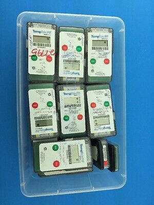 Lot 34 Used Sensitech TempTale 4 RF Temperature Monitor Datalogger Device