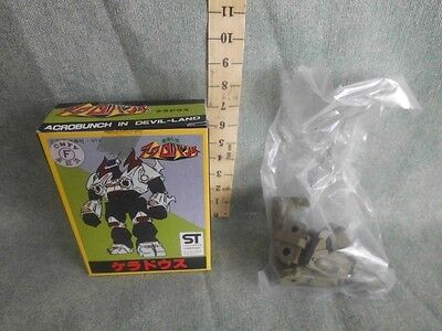 Acrobunch In Devil-Land  Gashapon Action Figure  Robot Anime