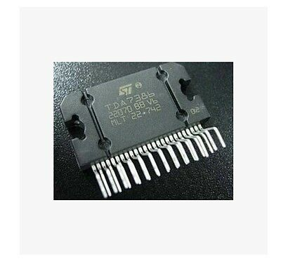 1PCS IC TDA7386 7386 ZIP-25 ST Amplifier NEW Z3