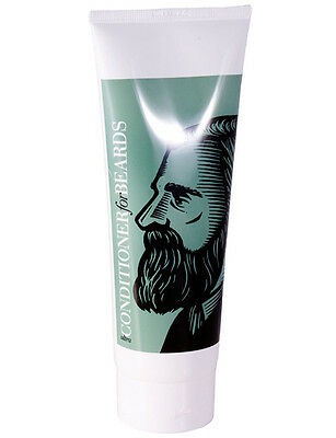 Beardsley Ultra Conditioner for Beards Soft Soothing Skin Facial Hair 237ml