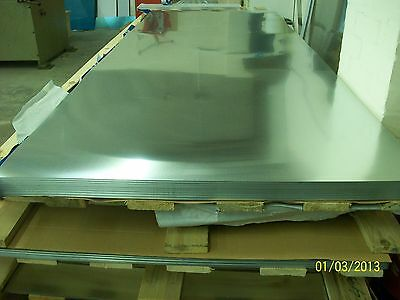 Zinc Sheet Metal  0.8mm - Many Sizes