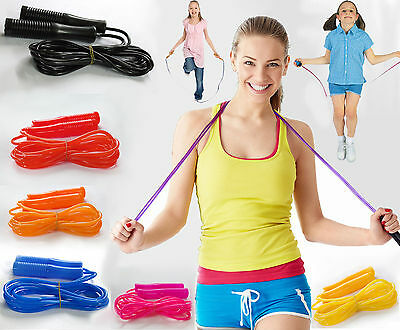 Kids Baby Jumping Skipping Rope Speed Fitness Exercise  / Plastic / Nylon Rope