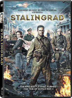 Stalingrad - Dvd Sealed (2014) - Authentic Us Release