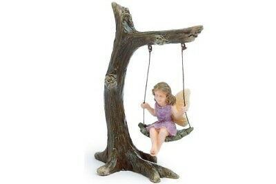 My Fairy Gardens Mini - Tree Branch Swing - Supplies Accessories