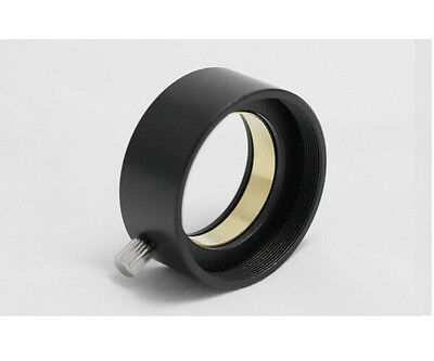 """M42x0.75 T Mount to 1.25"""" Adaptor Adapter Telescope Adapter w/protection circle"""
