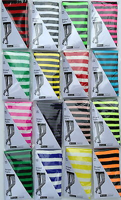 Stripe Tights- 16 Cols -Med- Extra Large Striped Tights- Ladies Stripy Tights-