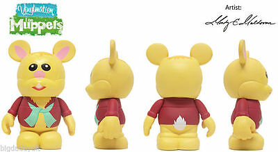 "Disney 3"" Vinylmation Muppets 1 ~ Bean Bunny  (New with box/card)"