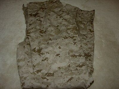 USMC Marine MAR PAT Trouser Bradley 2 Light Weight Size Large Long (Rare & Nice)
