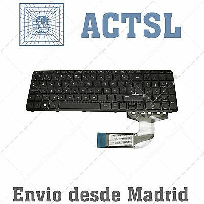 KEYBOARD SPANISH for HP/COMPAQ 719853-071