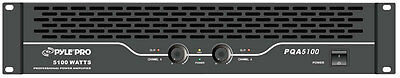 New Pyle PQA5100 19'' Rack Mount 5100 Watts Professional Power Amplifier Amp