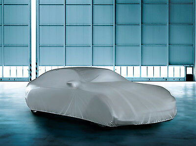 Sumex Indoor Dustcover Soft Cloth Fabric Breathable Medium Car Protection Cover