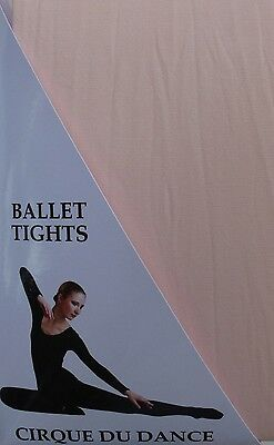 Girls Ballet Tights- Girls Dance Tights-Full Foot Ballet Tight -