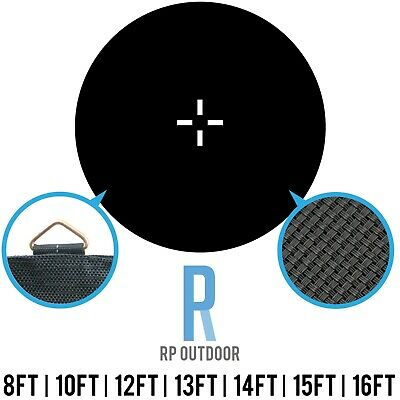 NEW Replacement Trampoline Mat Round Spring Spare 8ft 10ft 12ft 14ft 15 16 foot