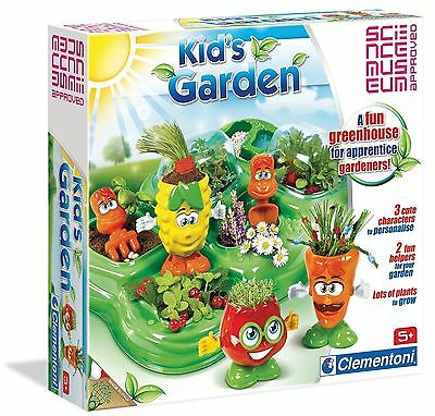 Science and Play Kid's Garden Clementoni