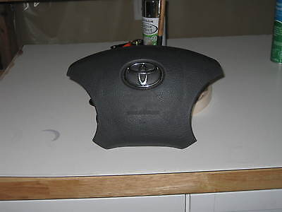 steering wheel air bag with black cover for toyota 4 runner 2006
