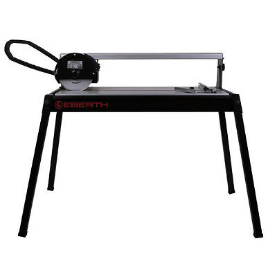 EBERTH 800W Tile Cutter electric wet cutting maschine bench saw diamond blade