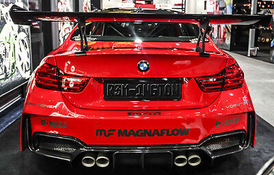 Magnaflow 2015 2018 Bmw M3 M4 Sport Series Exhaust System With Ti
