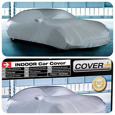 Mercedes CLA Class Indoor, Garage & Showroom Breathable Grey Fabric Car  Cover