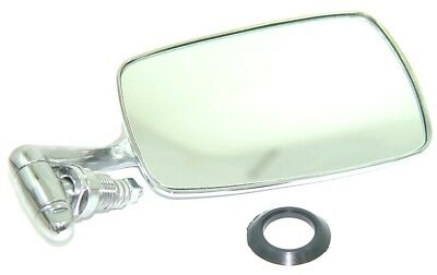 Right Side View Mirror Chrome Fits VW Bug Beetle 1950-1967 # CPR113857514A
