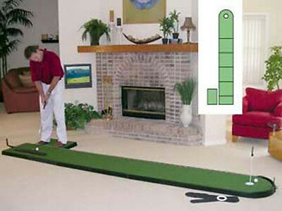 Tour Links Putting Green - Training Aid - 9 Feet, New