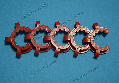 29# Lab Plastic Keck Clamp Clip for 29/32 or 29/42 Glass Joints 5PCS/LOT