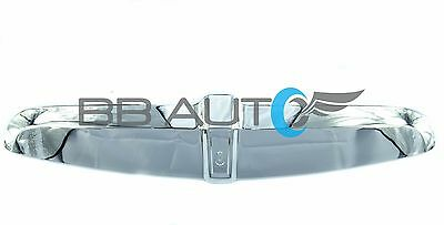 1998-2002 Lincoln Town Car Chrome Hood Grille Top Trim Molding Moulding New