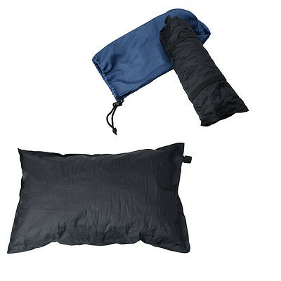 High quality Air Pillow Polyester Self-Inflating for Head Rest Sleeping