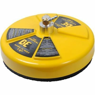 "New Style BE Whirl-A-Way Surface Cleaner 14"" Concrete Cleaner 85.403.014"