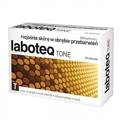 LABOTEQ TONE 30 tabl. skin discoloration, skin lightening