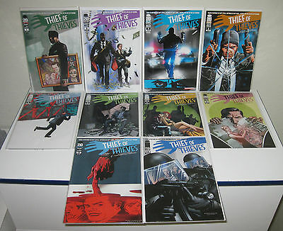 IMAGE THIEF OF THIEVES 10 ISSUE LOT 1 TO 12 NM