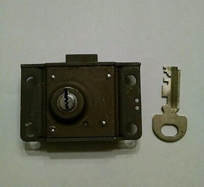 Western Electric 30C Lock with Matching Key