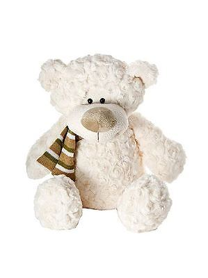 28cm Very Soft Cream Plush Teddy Bear Soft Toy