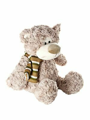 Mousehouse 28 cm Very Soft Cuddly Brown Teddy Bear Soft Toy