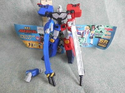 Gaogaigar Gashapon Action Figure  Robot Anime Model  Japan