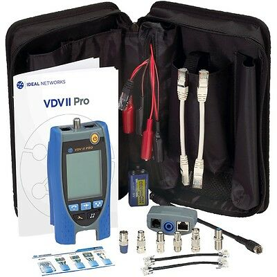 NEW Ideal R158003 Vdv Ii Pro Tester Kit