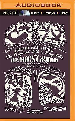 The Original Folk and Fairy Tales of the Brothers Grimm : The Complete First...